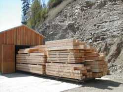 Kiln Dried Timbers